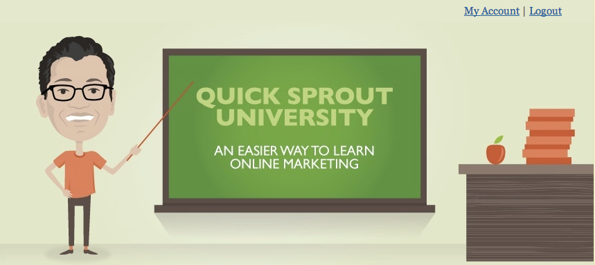 quicksprout university review